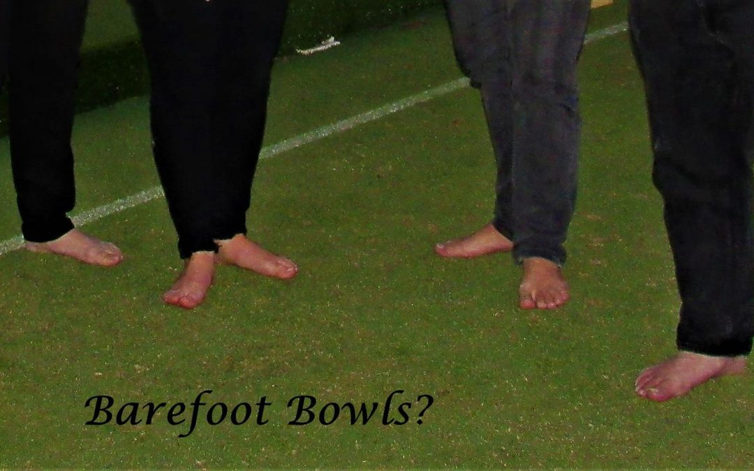 Hornsby Chamber AGM and Barefoot Bowls.