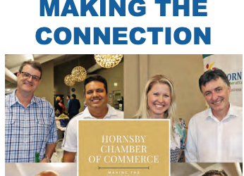 Hornsby Chamber in the Bush Telegraph – MAKING THE CONNECTION