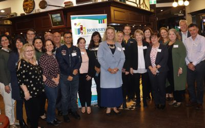 Hornsby Chamber – Pitch at the Pub – April 2021
