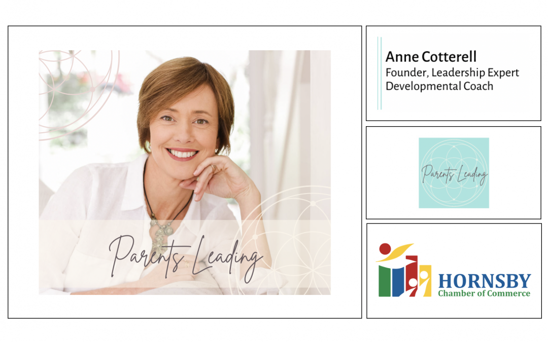 Meet Anne Cotterell, Founder of Parents Leading – moving parents from surviving to thriving in work and family